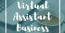Virtual Assistant and Servicepreneur Life / Tools, resources, and inspiration for virtual assistants and those who work from home providing services and tech support, etc....