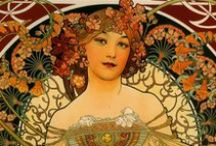 Art Nouveau / by Margarita Banbanaste