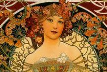 Art Nouveau / by Margarita Banbanaste