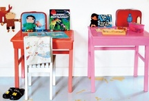 Kid's Room / by Kelly Athanasopoulos