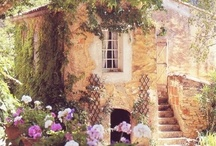"French Country Houses / If you liked this board, you might also enjoy my board ""French Classical Interiors"" or one of my other home design boards. Thanks for stopping by! / by Psyché et l'Amour"