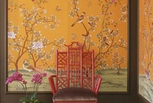Chinoiserie / by Psyché et l'Amour