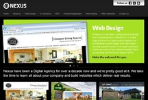 New Websites / Our latest web design work