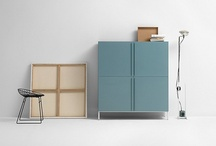 sideboards & cabinets / by Luciane Dias