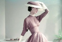 50's - 60's Fashion / Because I love it. It's so feminine and so sophisticated. / by Psyché et l'Amour