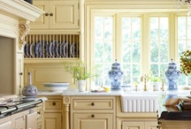 Kitchen, the Heart of a Home / by Psyché et l'Amour