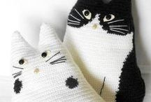 Cat Crochet Knit DIY / by LittleOwlsHut