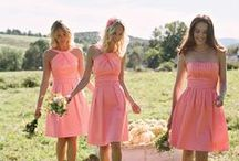 Bridesmaids / by Chinese Laundry Shoes