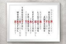 Teacher & School-Related Gifts