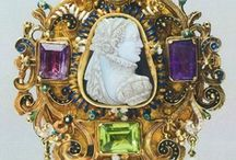 "Fine Jewellery 15th - 17th Century | Renaissance / If you liked this board, you might also enjoy my board ""Fine Jewellery 18th Century"" or one of my other jewellery boards. Thanks for stopping by! / by Psyché et l'Amour"