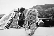 . the muses: marilyn