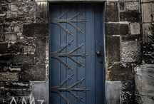 Tudor Doors / by Travis Stratford