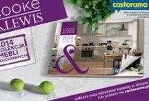 Kuchnie 2014 / Kuchnie w różnych stylach i kolorach firmy COOKE&LEWIS