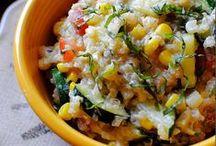 Vegetables and Vegetarian Meals