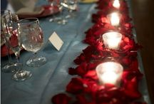 Rose Petals - romance, weddings, crafts & more! / Roses are amazing flowers! Their petals are used to make a romantic path, scent our bath water, and even in our food! Enjoy these creative ideas!