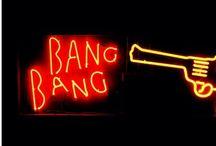 bang bang / this has a guns. / by charley mccoy