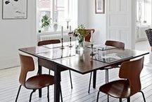 home inspiration - dining room