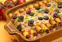 Yummy recipes / by Jeana Bishop Beaty