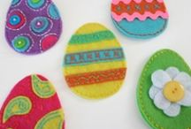Easter /Spring Easter / by Maure Gardiner