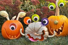 Spook-tacular - decor and crafts / by Julie