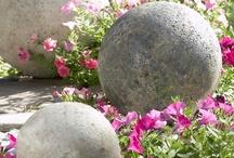 Garden art / by Jonni Huntley Spaulding