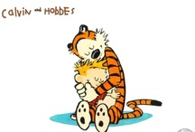 """Calvin and Hobbes / """"Becoming an adult is probably the dumbest thing you could do."""" / by Caitlyn Haake"""