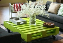 Pallet Possibilities... / by Lisa Nicholson
