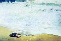 The Beautiful Beach / by Sofia van den Berg