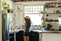 «« Kitchen + Dining »» / Styling ideas for my kitchen and dining room!