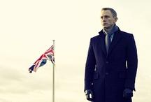 Bond...James Bond / by Caitlyn Haake
