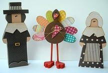 Thanksgiving / by Maure Gardiner