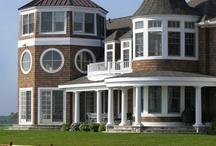 Hampton houses
