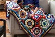 Crochet: Grannies / by Becky Turner