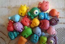 Clay Crafts / by Maure Gardiner