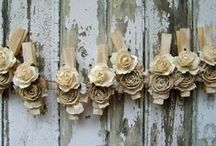 Vintage / Shabby-chic  / by Maure Gardiner