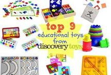 Discovery Toys / A group of educational toys to help children develop the skills they need