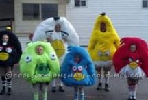 Family Halloween Costumes / by Carrigan's Joy