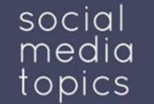 Social Media Topics