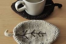 crafts- crochet & knitting / by Maria Ramos