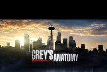 Grey's Anatomy / by Caitlyn Haake