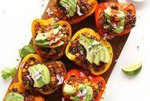 «« Good Eats »» / Pescatarian, vegetarian, vegan, or veg/vegan inspired meals to try!