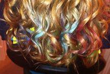 Hair talk / by Julie