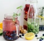 «« Smoothies + Drinks »» / I like to blend + mix!