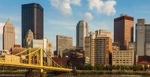 Aht on the Tahn in Pittsburgh / Pittsburgh is beautiful! Here's some ideas on great outings in and around Allegheny County. (Protip: Check your CCAC student life office for discounts on many local attractions!)