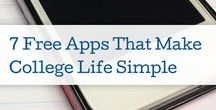 Tools for School / Harness the power of technology! Use these great apps, tools, tips, tricks and hacks to help streamline your study time and make life a little easier.