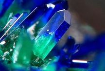 rocks and crystals / treasures from the earth / by charley mccoy
