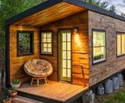 Tiny Home Design / Dedicated to ingenious small spaces and the inventive people who live in them.