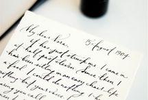 «« Calligraphy »» / Calligraphy inspiration!