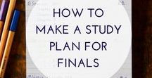 Ace Your Exams! / Got a big test coming up? Finals week right around the corner? These study strategies and test taking tips are just what you need!
