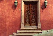 doors that inspire me